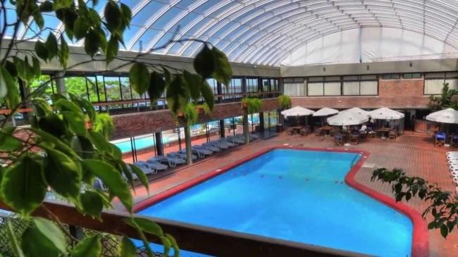 Hotel Horacio Quiroga Spa Termal: Salto, Uruguay