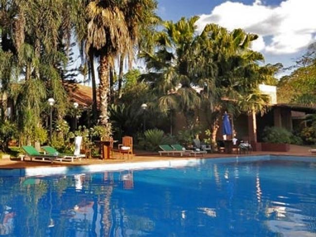 Orquideas Palace Hotel: Puerto Iguazu, Argentina