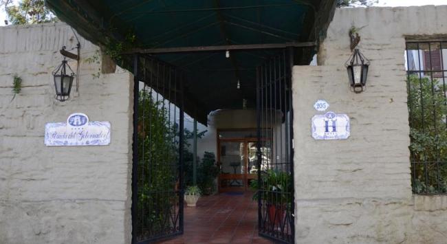 Posada del Gobernador: Colonia del Sacramento, Uruguay