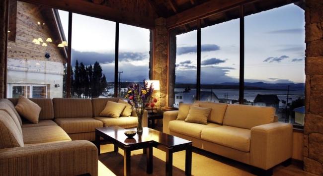 Mirador del Lago: El Calafate, Argentina