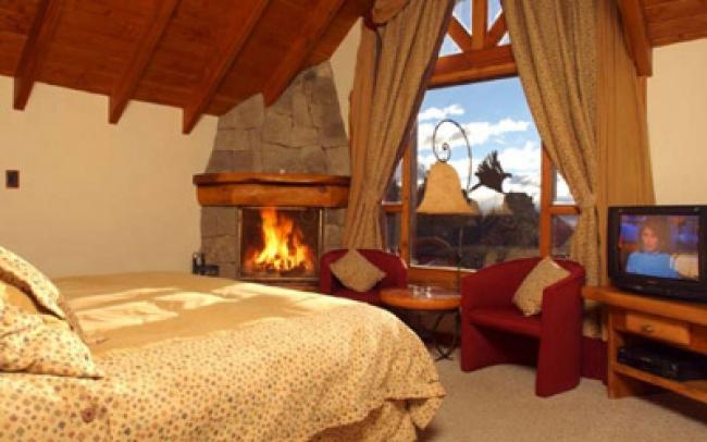 Nido del Condor Resort & Spa: Bariloche, Argentina
