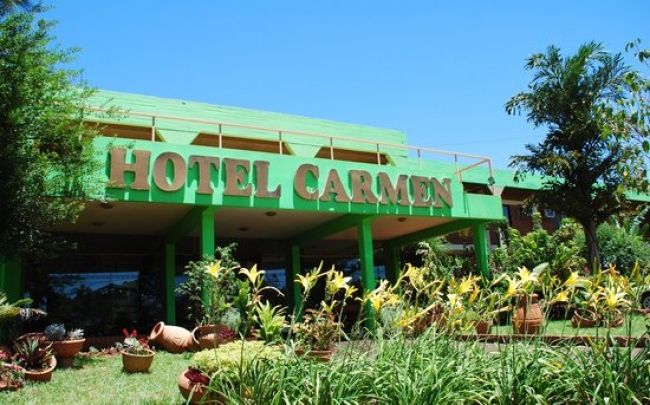 Hotel Carmen: Iguazú, Argentina