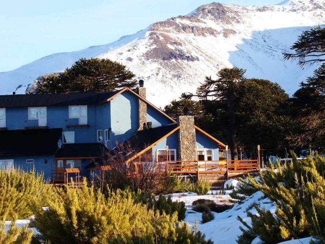Hostería Kallfu: Caviahue, Argentina
