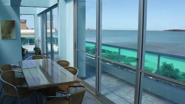 Hotel Azul: Punta del Este, Uruguay