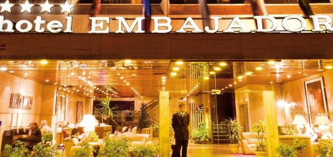 Hotel Embajador: Montevideo, Uruguay