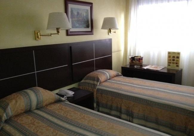 Hotel Europa: Montevideo, Uruguay