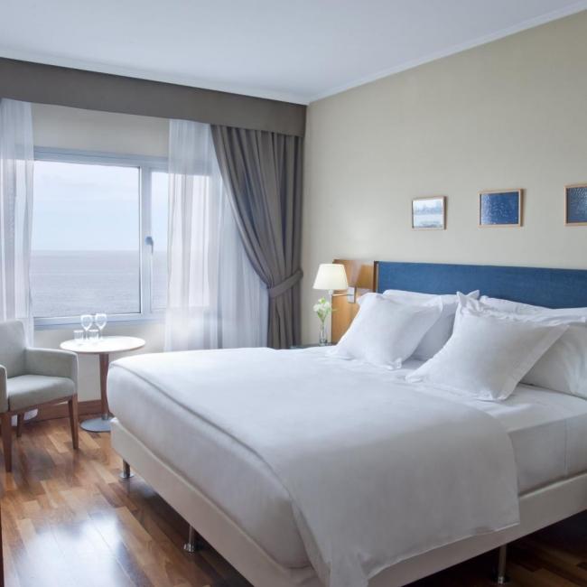 Hotel NH Columbia: Montevideo, Uruguay