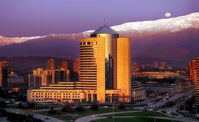 Grand Hyatt Santiago: Santiago de Chile