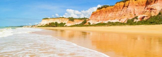 Arraial de Ajuda, Brasil · 8 días ·Julio 2018 · Visitá uno de los destinos más sofisticados y cosmopolitas de la costa brasileña