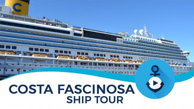 Costa Cruceros Fascinosa: Salida 10/ 03/ 2019 · 3 días · Buenos Aires – Punta del Este – Montevideo