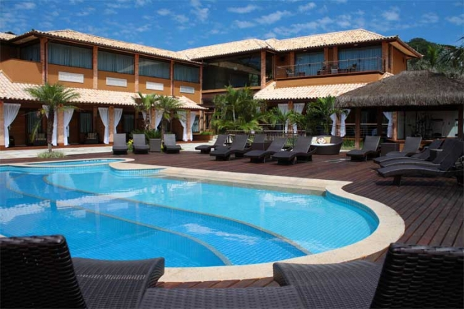 Rio Buzios Boutique Hotel & Spa: Buzios Brasil.