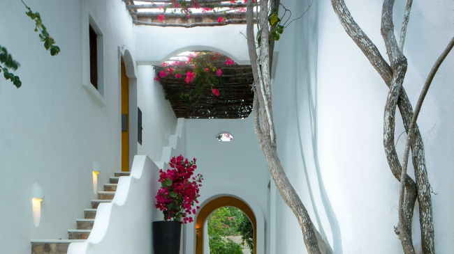 My Blue Hotel: Jericoacoara, Brasil