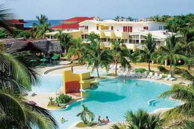 Hotel Villa Tortuga: Veradero,Cuba