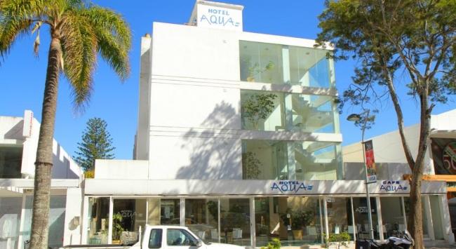Hotel Aqua: Punta del Este, Uruguay