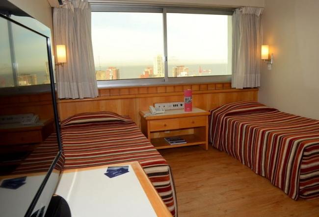 Hotel Lafayette: Montevideo, Uruguay