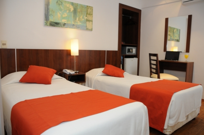 Hotel California: Montevideo, Uruguay
