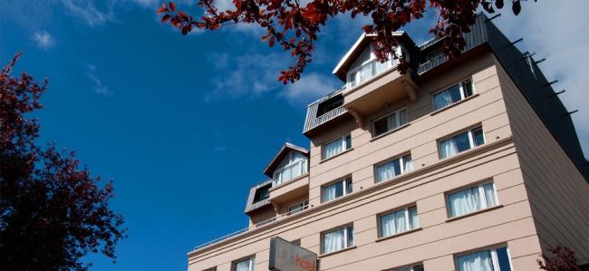 Hotel Kilton: Bariloche, Argentina
