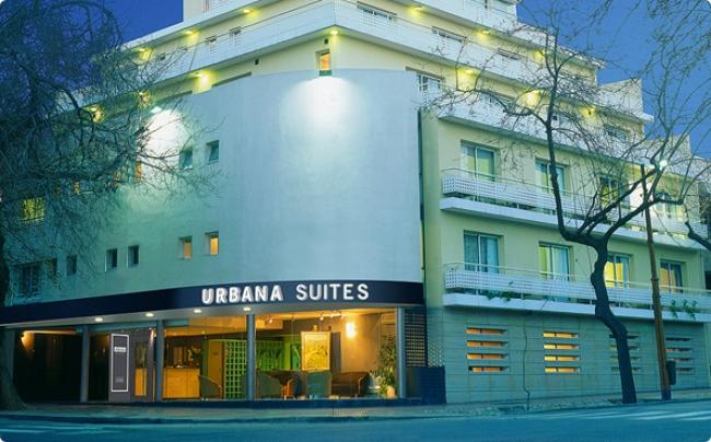 Urbana Suites; Mendoza, Argentina