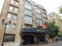 Hotel Fundador: Santiago de Chile
