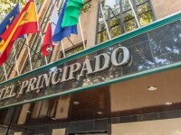 Hotel Principado: Santiago de Chile