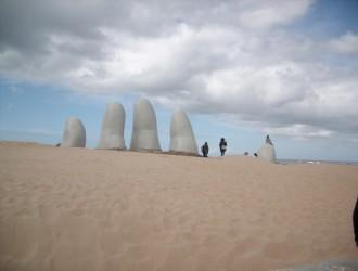 Punta del Este. Verano 2018 en el Uruguay.