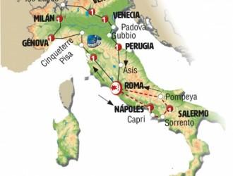 Tutta ITALIA con Sorrento · 12 Días · Italia en su máximo esplendor