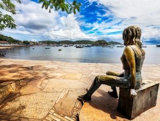 Buzios, Brasil  2017/ 2018 · 8 días · Visitá increíbles playas dentro de una bellísima ciudad cuando más lo desees!