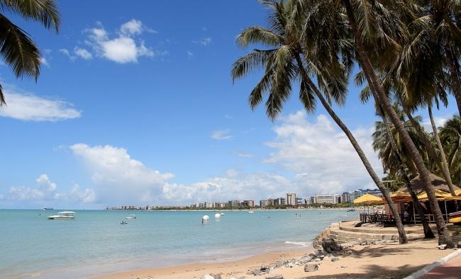 Maceió, Brasil: Verano 2019 · 8 días · Paradisíacas playas bañadas por las aguas del Océano Atlántico.
