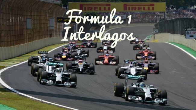 Gran Premio de Fórmula 1 en Brasil,San pablo, Interlagos