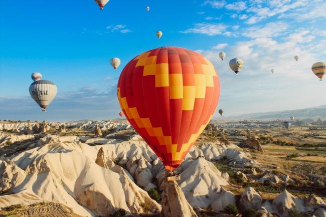 Turquía en Promoción · 11 días · Salida Grupal · Belleza admirable durante todo el Viaje