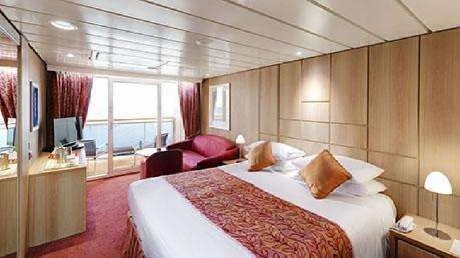 Transatlantico 2020 - Grand Voyages - MSC Sinfonía -  23 noches - Recorré el mundo en un barco de primer nivel