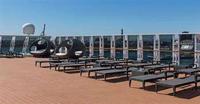 Transatlantico 2020 - Grand Voyages - MSC Sinfonía -  26 noches - Viaja de Buenos Aires a Venecia en un barco único
