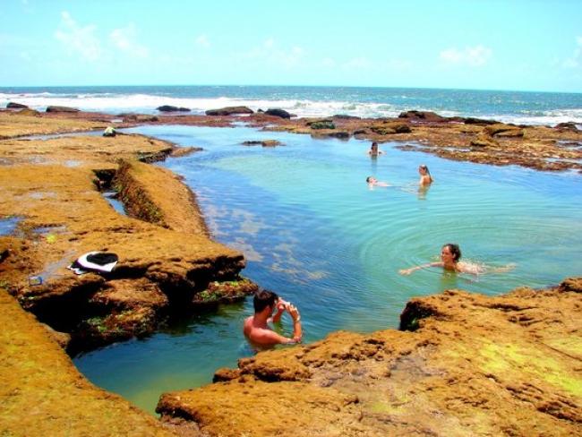 Praia da Pipa, Brasil · Verano 2020 · 8 días