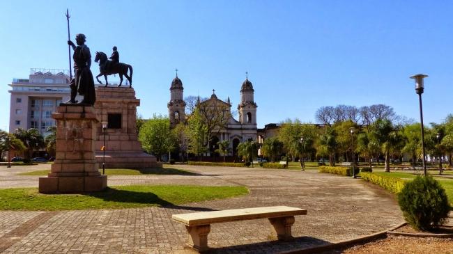 Hotel Termal Los Naranjos: Salto, Uruguay · Julio 2019