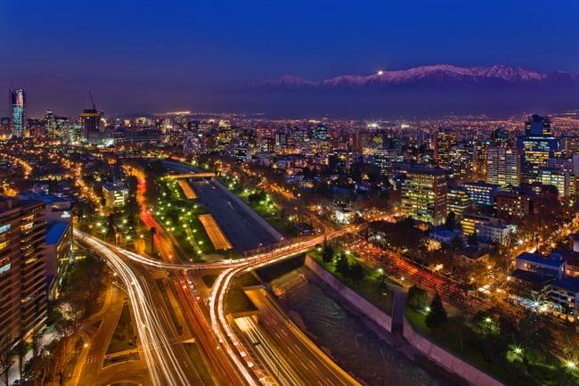 Santiago de Chile · 04 Días · Feriado Octubre 2018