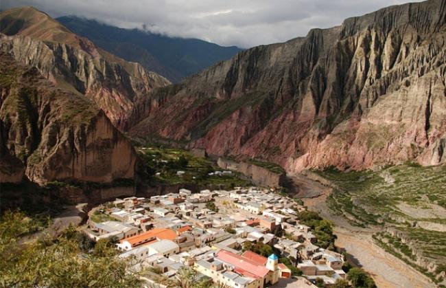 Salta, Argentina · 04 Días · Diciembre 2018 · Diversidad de paisajes en una encantadora ciudad colonial