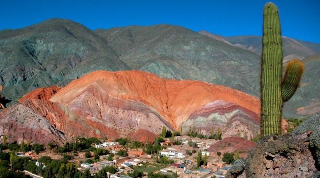 Salta, Argentina · 04 Días · Noviembre 2018 · Diversidad de paisajes en una encantadora ciudad colonial